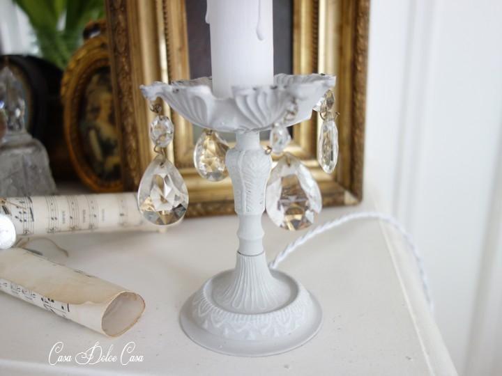 画像3: フランスアンティーク テーブルシャンデリア