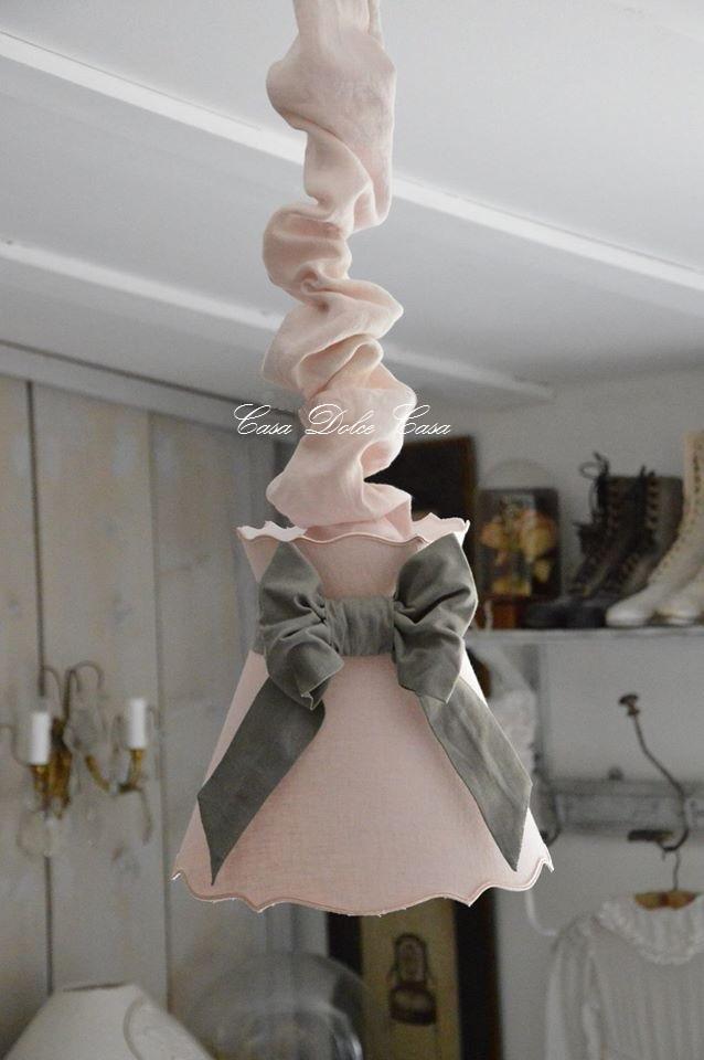 画像1: シーリングランプ Rosanna Linen