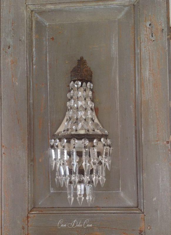 画像4: フランスアンティーク 1灯ウォールランプ 40%OFFセール