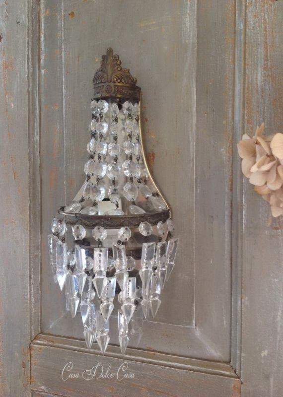 画像3: フランスアンティーク 1灯ウォールランプ 40%OFFセール