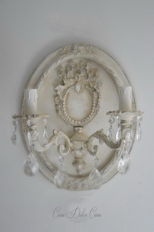 画像1: ウォールランプ Giusy ovale